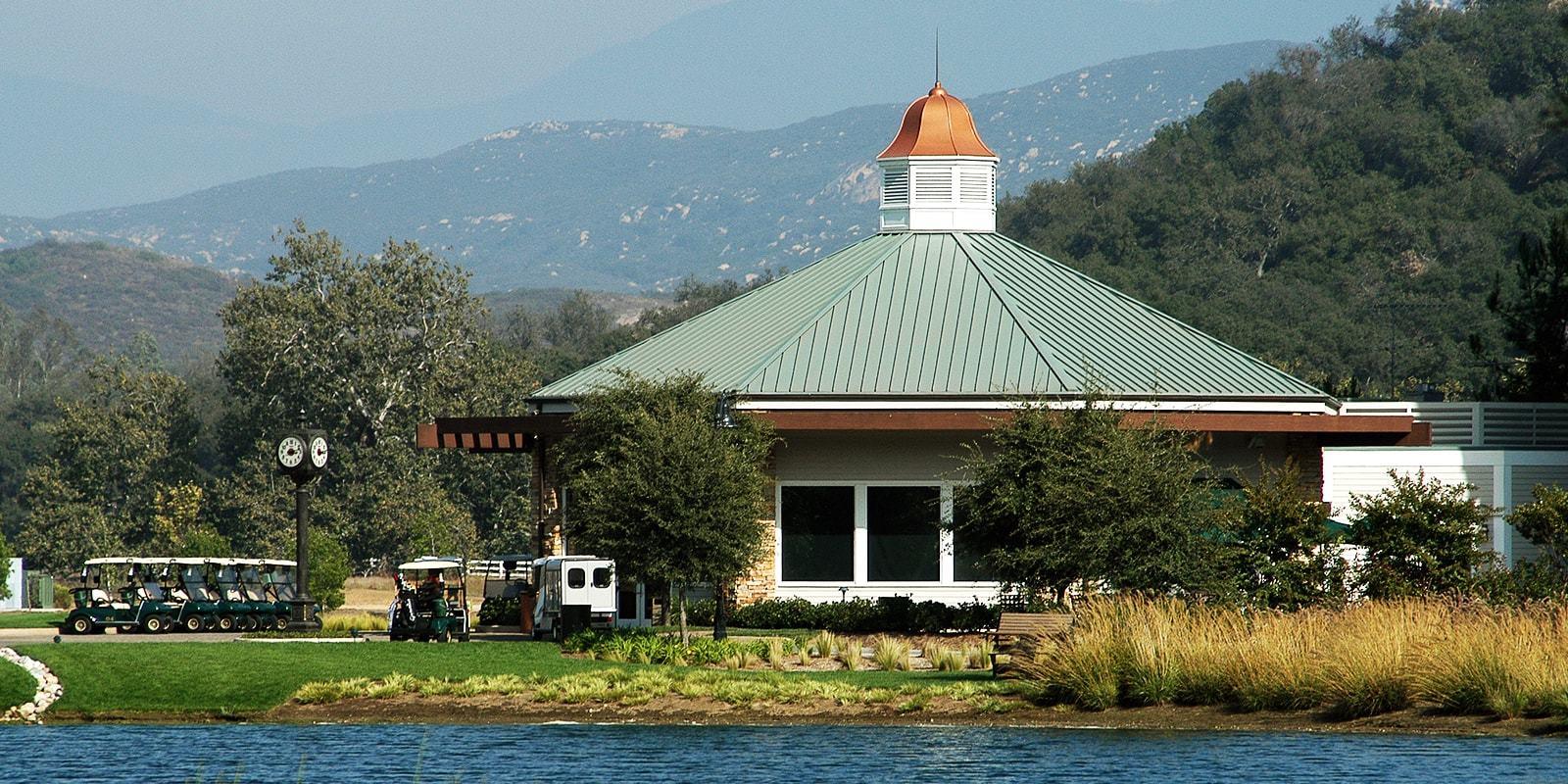 Barona Golf Club House Hero Min