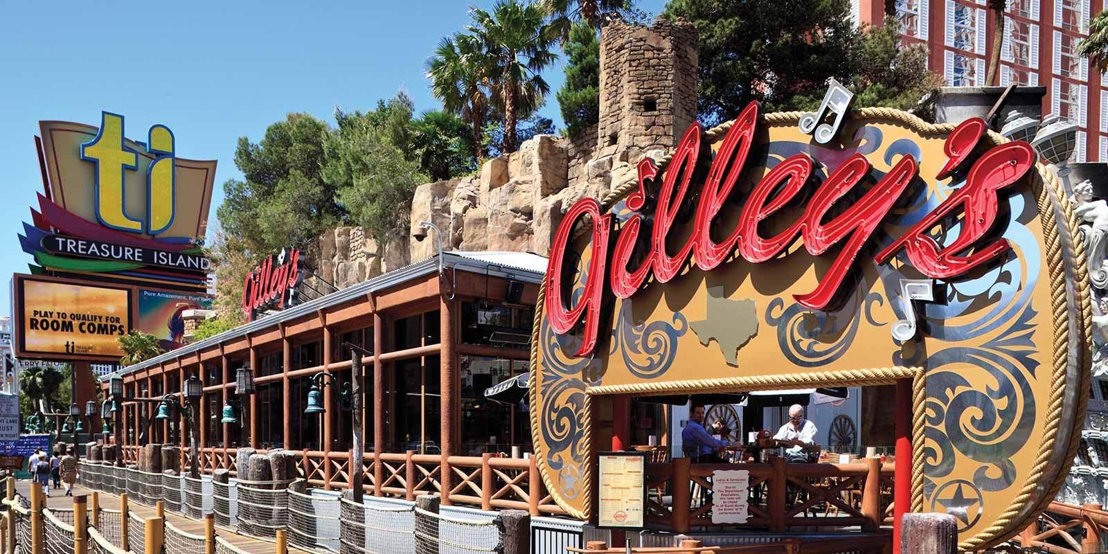 Gilleys Hero