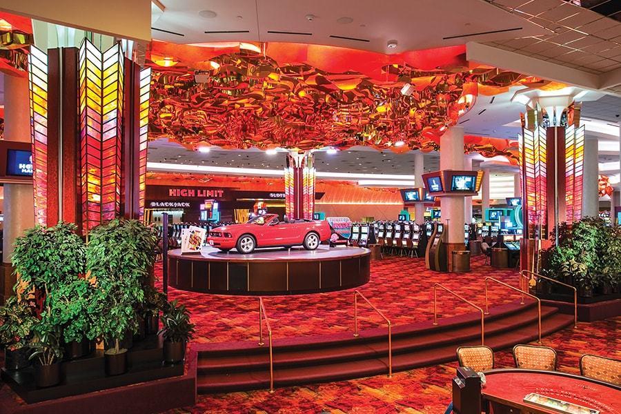 Casino minnesota mystic lake