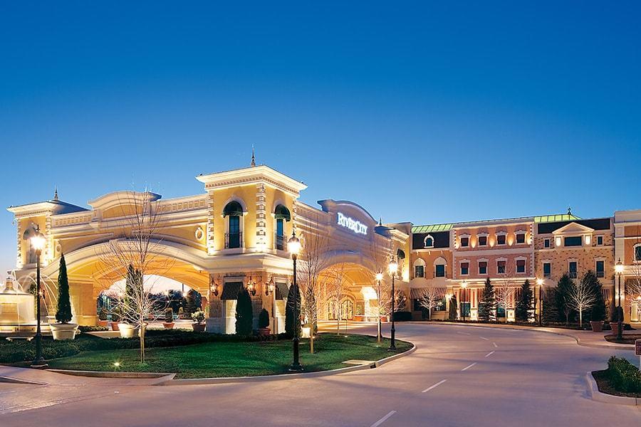 River City Casino Bergman Walls Amp Associates