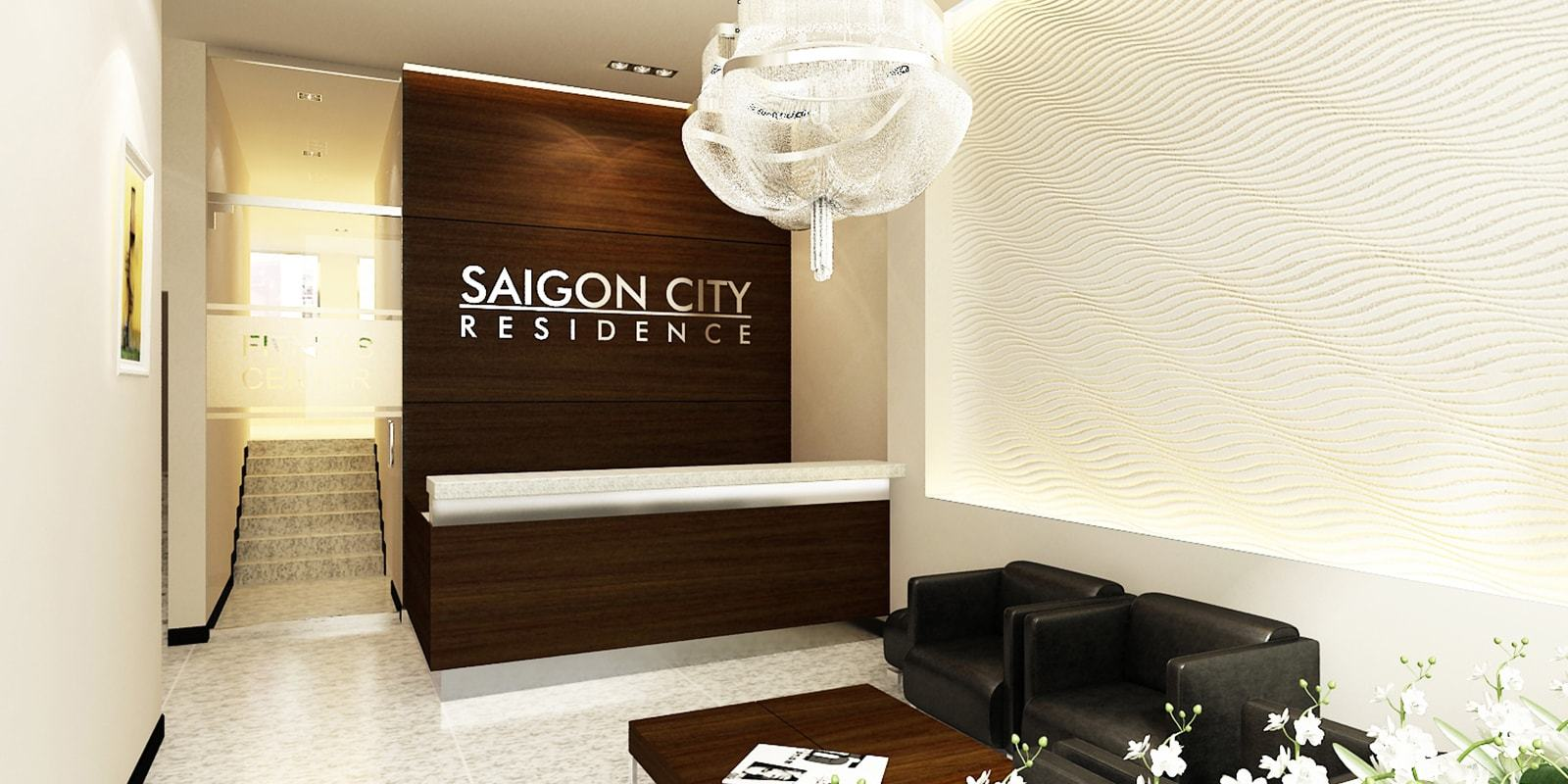 Saigon City Residence Hero